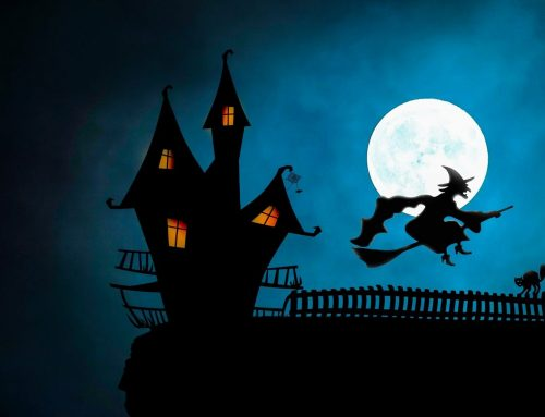 Halloween is Coming-How Will you Celebrate?