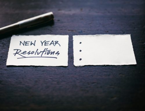 January Newsletter-New Year Resolutions!