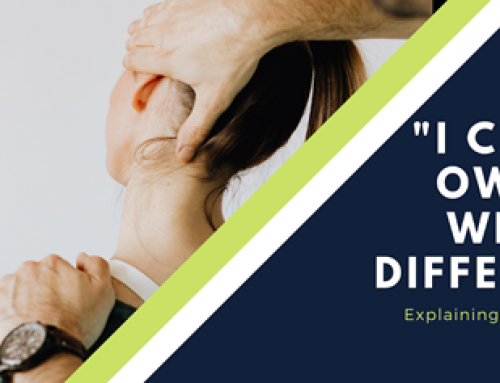 Do you crack your own back? Find out why what we do as Chiropractors is different!