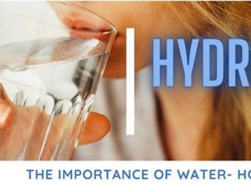 Hydration 101