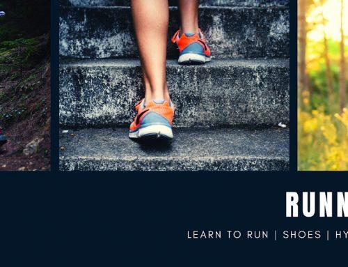 Running Series-Trail vs Road Running